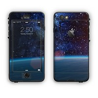 The Glowing Universe Sunrise Apple iPhone 6 Plus LifeProof Nuud Case Skin Set