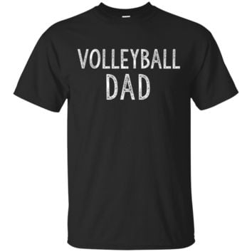 My Heart On That Court Funny Dad Volleyball TShirt Hoodie Parents