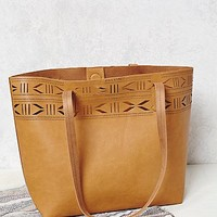 Free People Womens Blakley Vegan Tote
