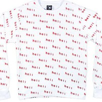 HELL Long Sleeve Shirt