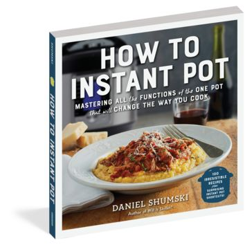 How to Instant Pot Cookbook