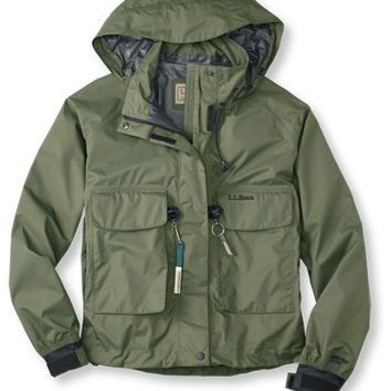 PacLite Stowaway Wading Jacket with Gore-Tex: Fishing Jackets | Free Shipping at L.L.Bean