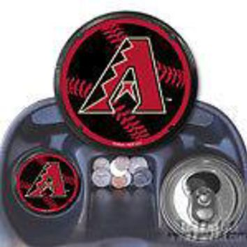 Arizona Diamondbacks 2-pack Coaster Air Freshener Auto Car Truck Baseball