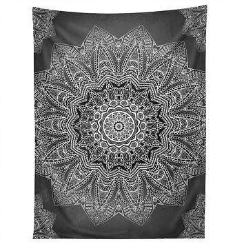 Monika Strigel SERENDIPITY BLACK Tapestry