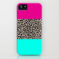 Leopard National Flag Phone Case by M Studio