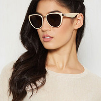 What UV Is What You Get Sunglasses | Mod Retro Vintage Sunglasses | ModCloth.com
