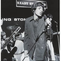 Rolling Stones Ready Steady Go Poster 24x34