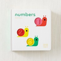 Numbers TouchThinkLearn in Touch & Feel Books | The Land of Nod