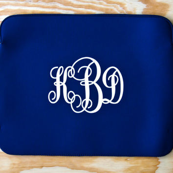 MONOGRAM Neoprene Laptop Sleeve 13 & 15 inch
