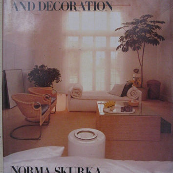 new york times book of interior design and decoration norma skurka 1976 hardcover