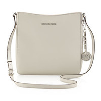 MICHAEL Michael Kors  Jet Set Large Travel Messenger Bag, Vanilla - Michael Kors