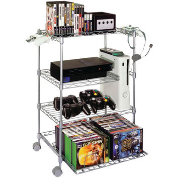 4-Tier Gaming Tower