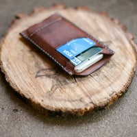 MINIMALIST'S PHONE WALLET