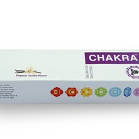 Chakra Herbal Cigarettes - Carton (10 Packs) - Tobacco-Free, Nicotine-Free - All Natural Vanilla Flavored