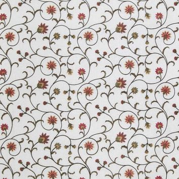 Greenhouse Fabric A8706 Bouquet