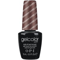 OPI Gel Nail Color, Wooden Shoes Like to Know, .5 Ounce