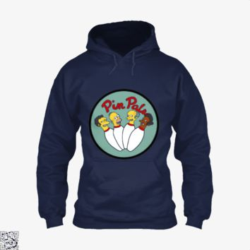 Pin Pale, The Simpsons Hoodie