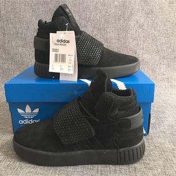 Adidas Tubular Invader 750 Size 40-44 - All Black