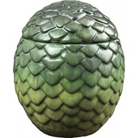 Game of Thrones | Rhaegal's Green Dragon Egg Ceramic Jar