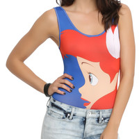Disney The Little Mermaid Ariel Bodysuit