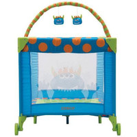 Cosco Funsport Deluxe Play Yard - Monster Syd - PY384DHC
