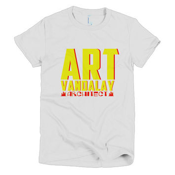Art Vandalay: Architect Women's T-Shirt