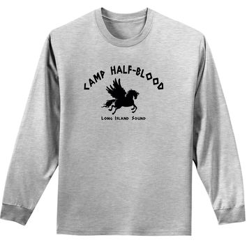 Camp Half Blood Mens and Womens Long Sleeve Shirt