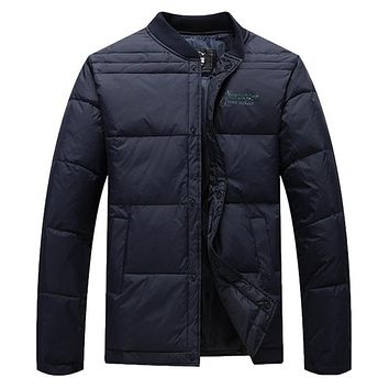 Ultralight Down Jacket Duck Down Winter Jacket Men Casual Windbreaker Warm Cold Feather Coat Cheap Down Portable Jacket Parkas