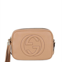 LUISAVIAROMA.COM - GUCCI - SOHO GRAINED LEATHER DISCO BAG