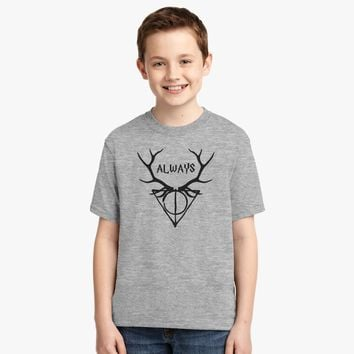 Always - Harry Potter Youth T-shirt