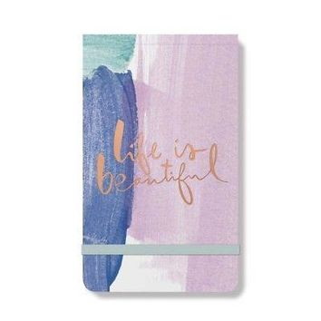 Brush Life Purse Notepad, Journals and Housewares by Fringe Studio