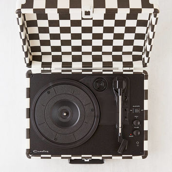Crosley Checkerboard Cruiser Bluetooth Record Player | Urban Outfitters