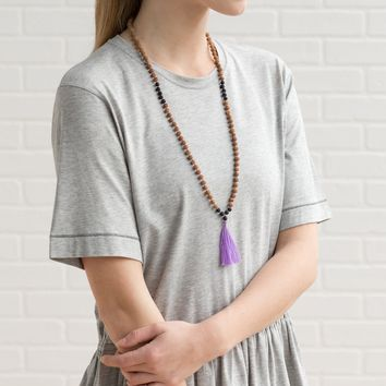practice compassion mala - online exclusive