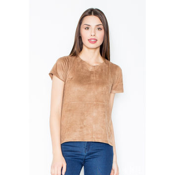 Blouse M458 (Tan)
