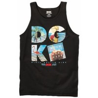DGK Wish You Were Here Tank - Men's at CCS