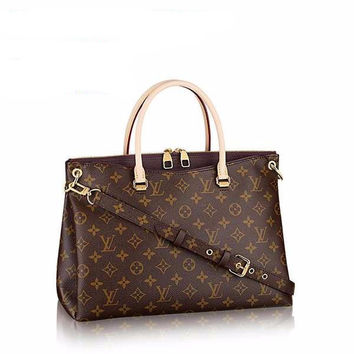 LV Leather Handbag & Backpack Exclusive