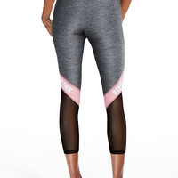 """Victoria's Secret PINK"" Fashion Print Exercise Fitness Gym Yoga Running Leggings Sweatpants"