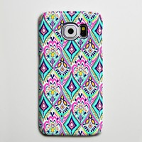 Coral Flowers Floral Galaxy S8 Plus Case Galaxy S7 Case Samsung Galaxy Note 5  Phone Case s6-N058