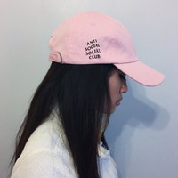 Antisocial Social Club Hat