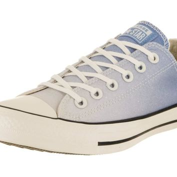 Converse Women s Chuck Taylor All Star Ombre Low Top Sneaker dff4f9aab461