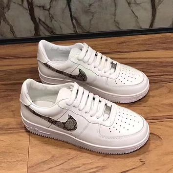 Gucci X Nike Women Men Fashion Casual Sneakers Sport Shoes