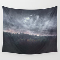 The hunger Wall Tapestry by HappyMelvin | Society6
