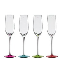 say the word colored flutes - kate spade new york