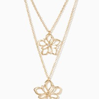 Lana Flower Necklace | Fashion Jewelry - Belle de Jour | charming charlie