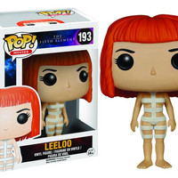 Leeloo Straps Pop Vinyl Fifth Element