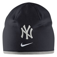 Nike New York Yankees Dri-FIT Performance Knit Cap - Adult, Size: One Size (Blue)