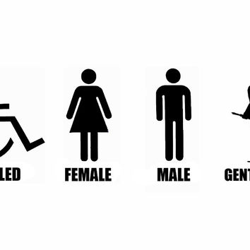 24X36 INCH / ART SILK POSTER / humor team fortress 2 simplist disabled female male gentlemen abstract Home Decoration Canvas