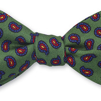 Suffolk Pine Bow Tie - B3805