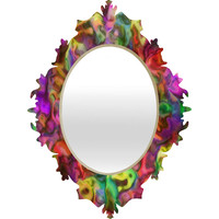 Lisa Argyropoulos Colour Aquatica Passion Pink Baroque Mirror