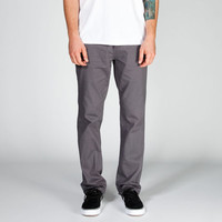 Rsq New York Mens Slim Straight Chino Pants Grey  In Sizes